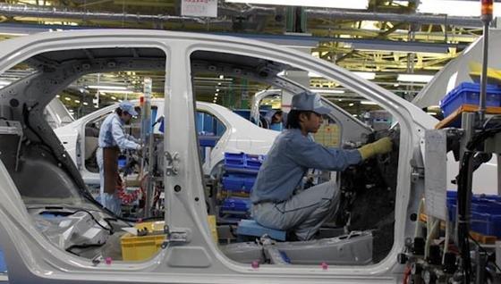 Im japanischen Werk in Honsha experimentiert Toyota beim Autobau bereits mit recyceltem Kupfer. 2016 sollen jährlich 1000 Tonnen zum Einsatz kommen.