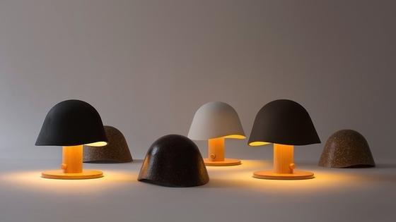 Lichtambiente Ins Natürliches Kabellose Lichtpilze Bringen n0m8Nw