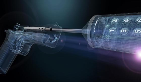 Waffenhersteller arbeiten derzeit an verschiedenen modernen Sperrvorrichtungen, die es nur dem rechtmäßigen Besitzer ermöglichen, mit der Pistole zu schießen.