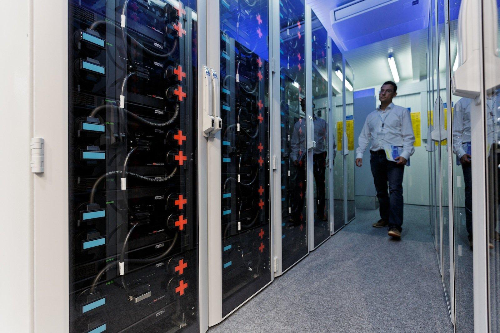 Die Intersolar Europe stellt neueste Stromspeichertechniken vor.