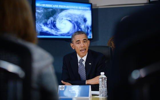 Bis 2030 soll der CO2-Ausstoß in den USA 30 Prozent weniger betragen als 2005. Das sieht der Clean Power Plan vor, den Präsident Barack Obama durchsetzen will.