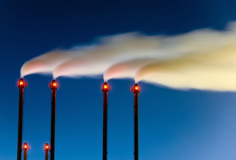 Die USA sind nach China der zweitgrößte Produzent von Treibhausgasen.
