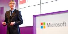 Industrie 4.0: Microsoft-Chef Illek kritisiert zögerlichen Maschinenbau