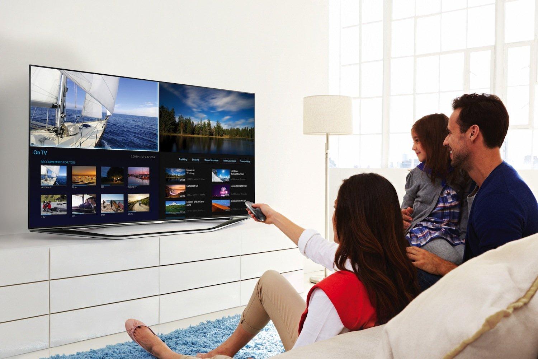 Von Hackern gekaperte Smart-TV-Geräte können genutzt werden, um über die mit dem Fernsehgerät verbundenen Computer Spam-Mails zu verschicken.