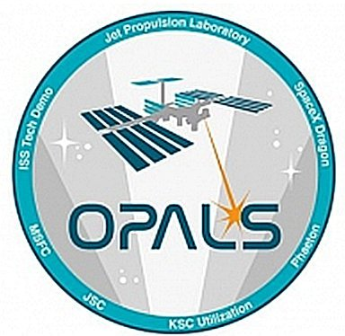 Logo OPALS(Optical Payload for Lasercomm Science)