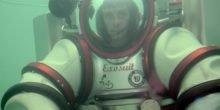 """Exosuit: Mit der """"Power-Rüstung"""" bis auf 300 Meter Tiefe tauchen"""