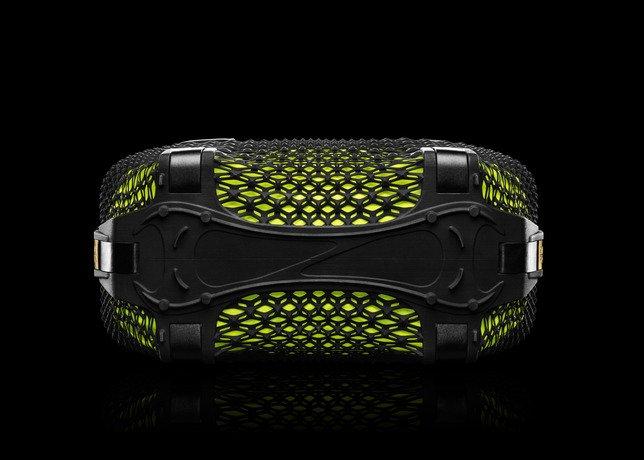 Als die weltweit erste Sporttasche aus dem 3D-Drucker bewirbt Nike das Produkt.
