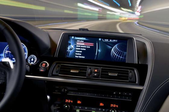Connected Drive von BMW: Inzwischen entstehen beim Autofahren zahlreiche sensible Daten. Nicht immer ist deren Anonymisierung garantiert.