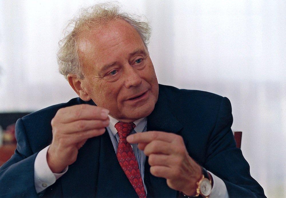 Unternehmer Reinhold Würth: Er fürchtet, dass vor allem Vertriebler durch die WM zu spät zum Kunden fahren.