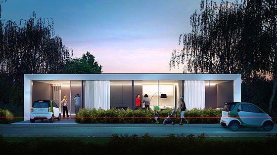 stuttgarter aktivhaus versorgt nachbarhaus mit energie. Black Bedroom Furniture Sets. Home Design Ideas