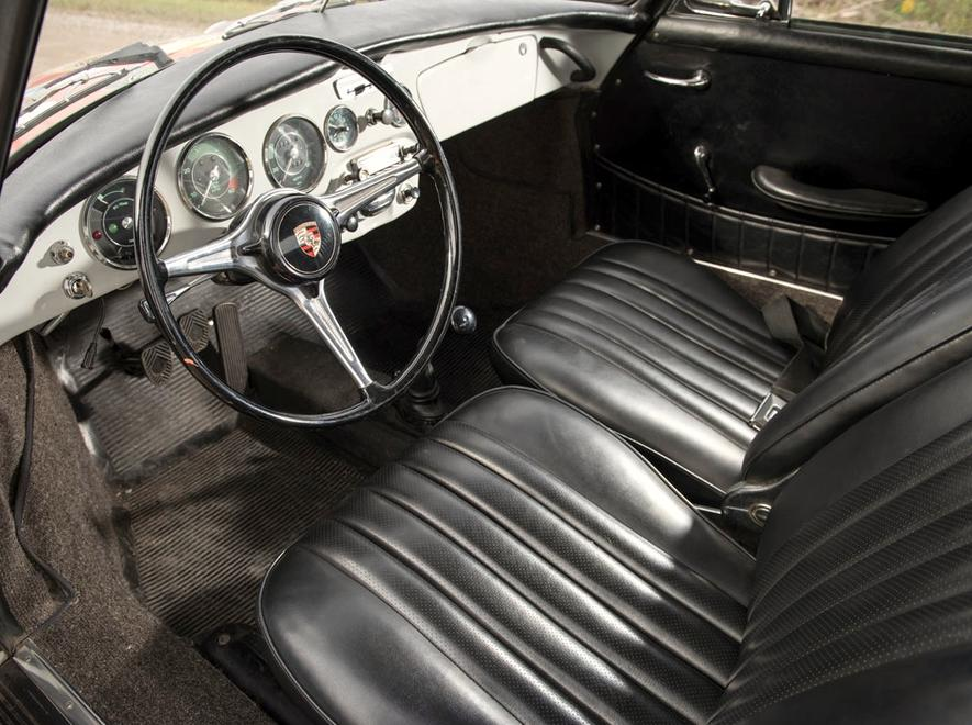 So viel ist Janis Joplins alter Porsche von 1964 wert