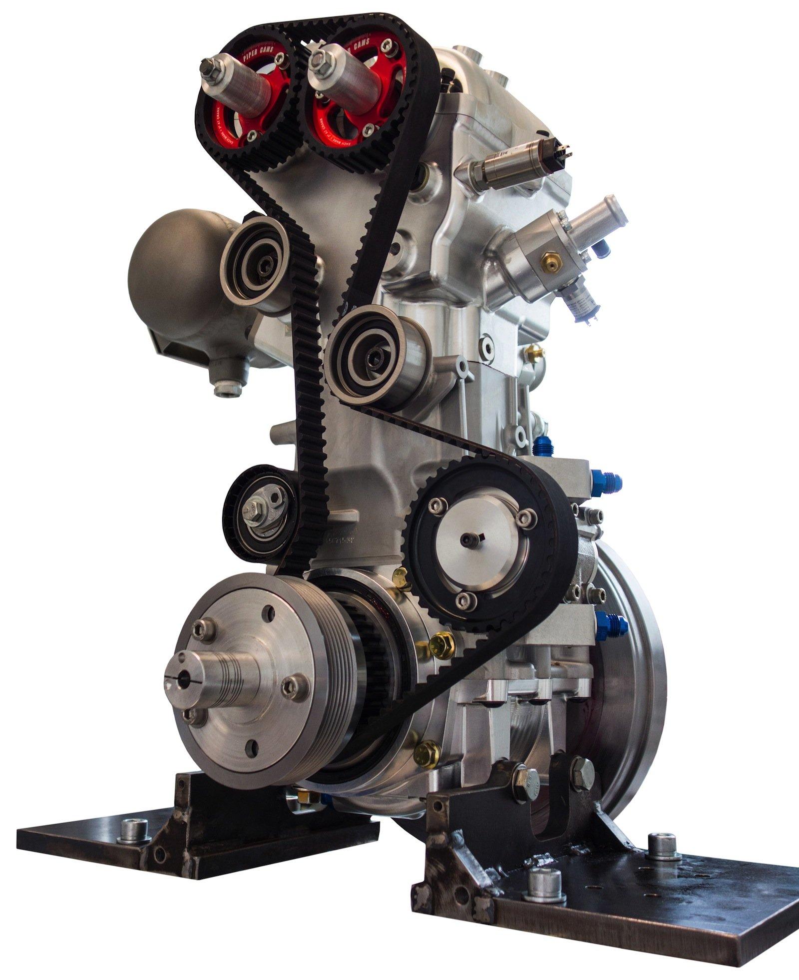 Der Dearman-Motor.