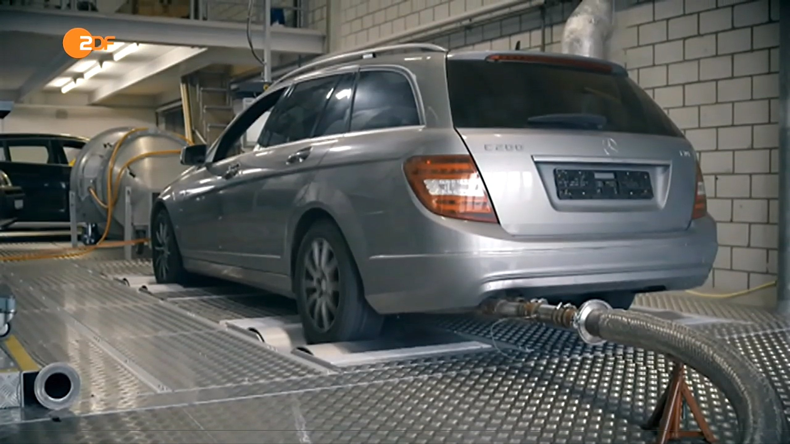 Auf dem Prüfstand haben alle Autos die zulässigen Grenzwerte eingehalten.