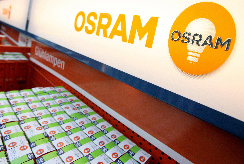 Auch Leuchten des Herstellers Osram sind weniger hell als angegeben. Nach eigenen Angaben schöpft der deutsche Hersteller die Toleranzen aber nicht ganz aus.
