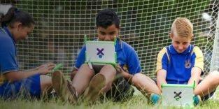 Unkaputtbares Tablet für jedes Kind der Welt?