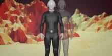 Mit dem Ganzkörperanzug in virtuelle Realitäten eintauchen