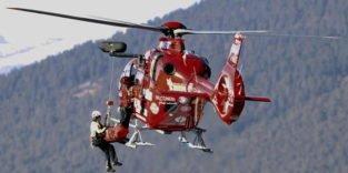 Ski-Airbag bewahrt Rennfahrer Mayer vor schlimmsten Verletzungen