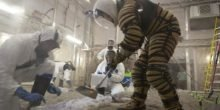 Nasa testet Raumanzüge für den Mars
