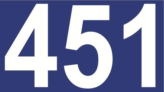 Mit dem Fehlercode 451 werden künftig Seiten gekennzeichnet, die aufgrund staatlicher Eingriffe nicht angezeigt werden.