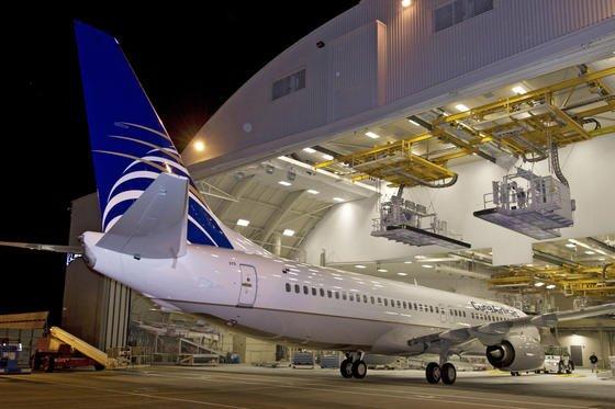 Die 737 ist das aktuelle Erfolgsmodell von Boeing – rund 4300 Bestellungen liegen noch vor.