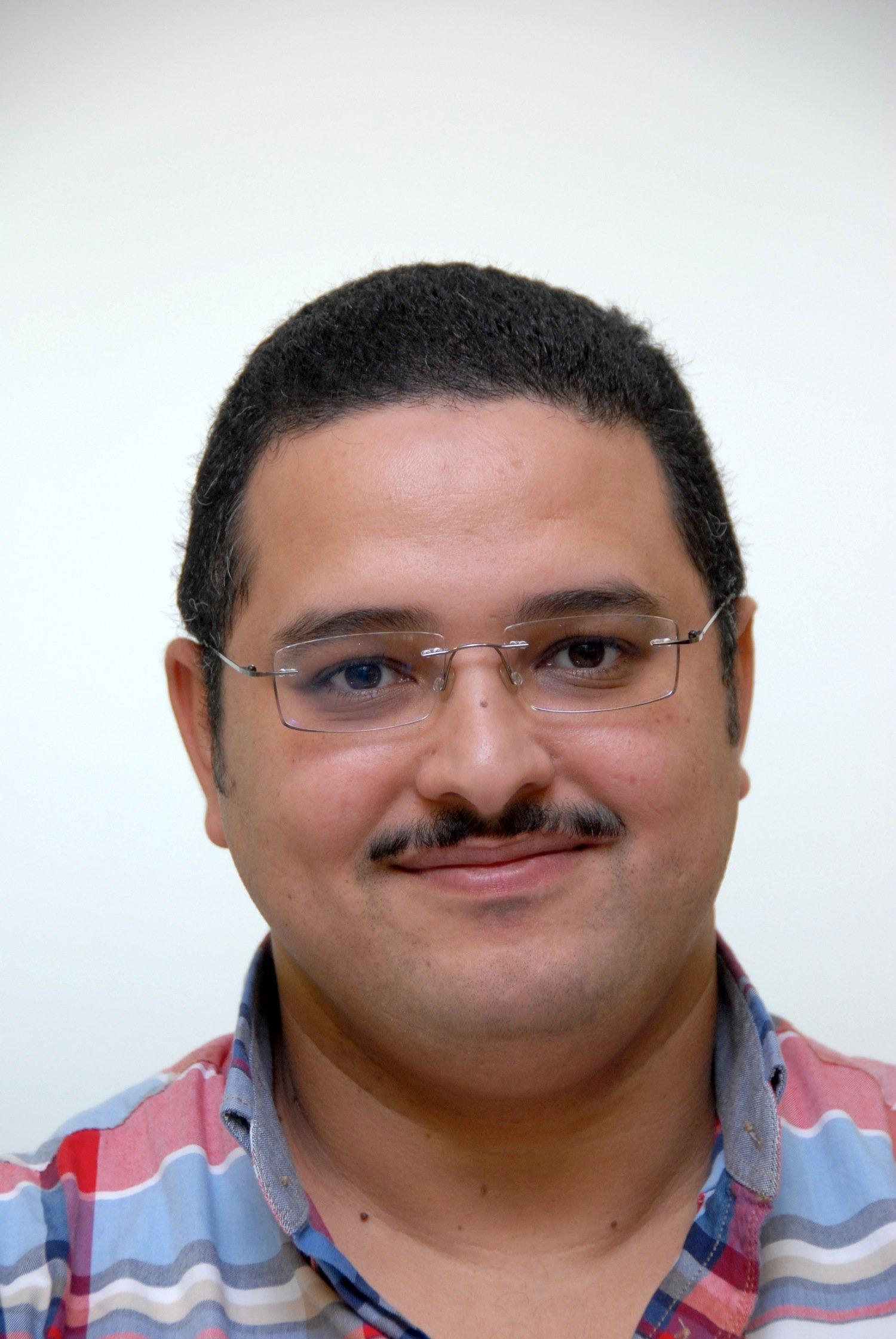 Infektionsforscher Dr. Ahmed Abd El Wahed.
