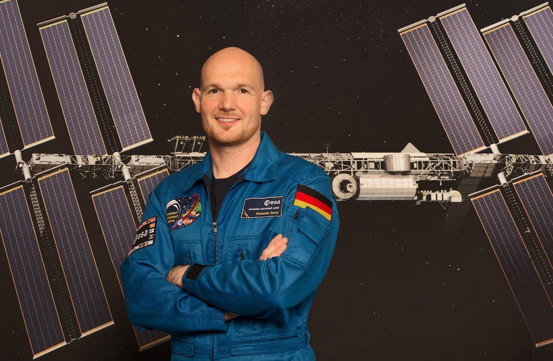 Am 28. Mai 2014 war Alexander Gerst für sechs Monate zur Internationalen Raumstation ISS geflogen. 200.000 Fans verfolgten die Abenteuer des Astronauten auf Twitter und Facebook.