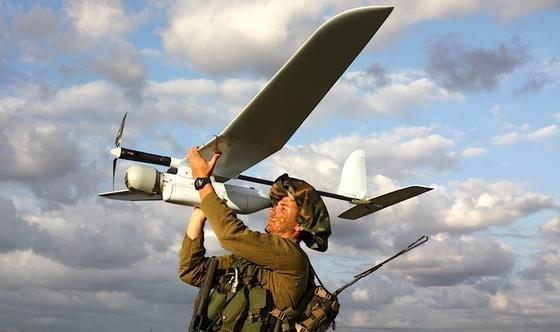 Jeder Soldat der israelischen Streitkräfte soll künftig mit einer persönlichen Drohne ausgerüstet werden.