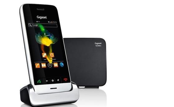 Bislang ist Gigaset spezialisiert auf die Herstellung von Schnurlostelefonen. 2015 will die ehemalige Siemens-Festnetzsparte mit einem Smartphone auf den Markt vorpreschen. Zu Preis, Design und Technik ist bislang aber kaum etwas bekannt.