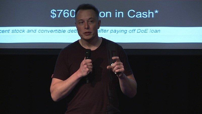 Elon Musk zählt zu den visionären Köpfen des 21. Jahrhunderts. Der milliardenschwere Unternehmer ruft nun einen Wettbewerb aus mit einem irren Preisgeld.Foto: Tesla Motors