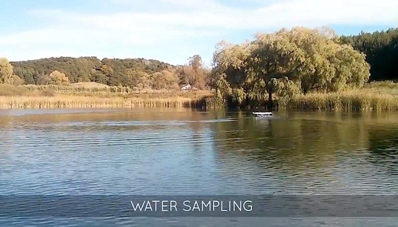 Nicht nur die Entnahme von Wasserproben per Drohne, sondern eine direkte Analyse an Bord, hältMike Miller von der University of California in Davisin wenigen Jahren für möglich.