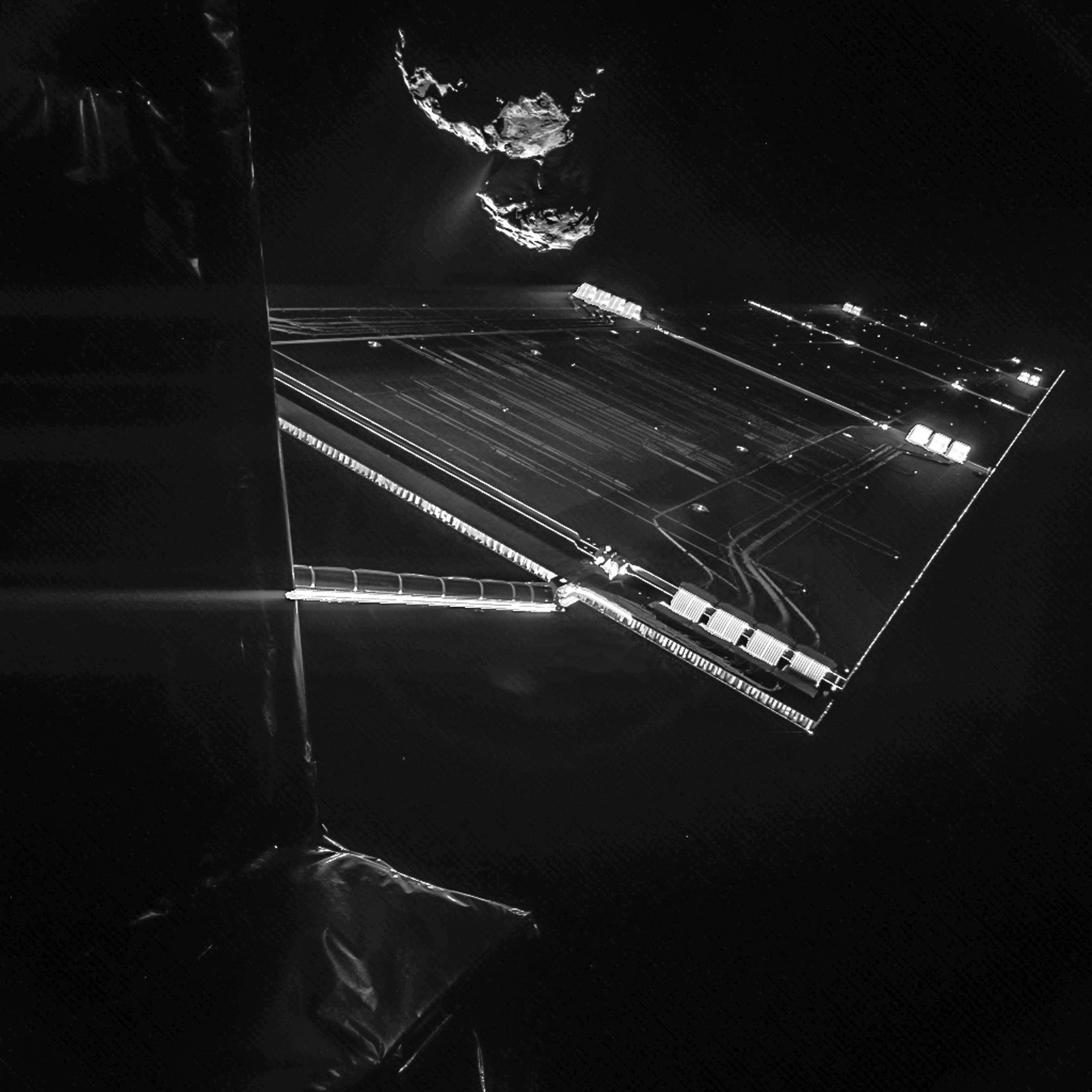 Mit der Landung des Mini-Labors Philae auf dem Kometen Tschuri hat die Rosetta-Mission Geschichte geschrieben.