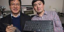 Tastatur erkennt Nutzer am Tippmuster