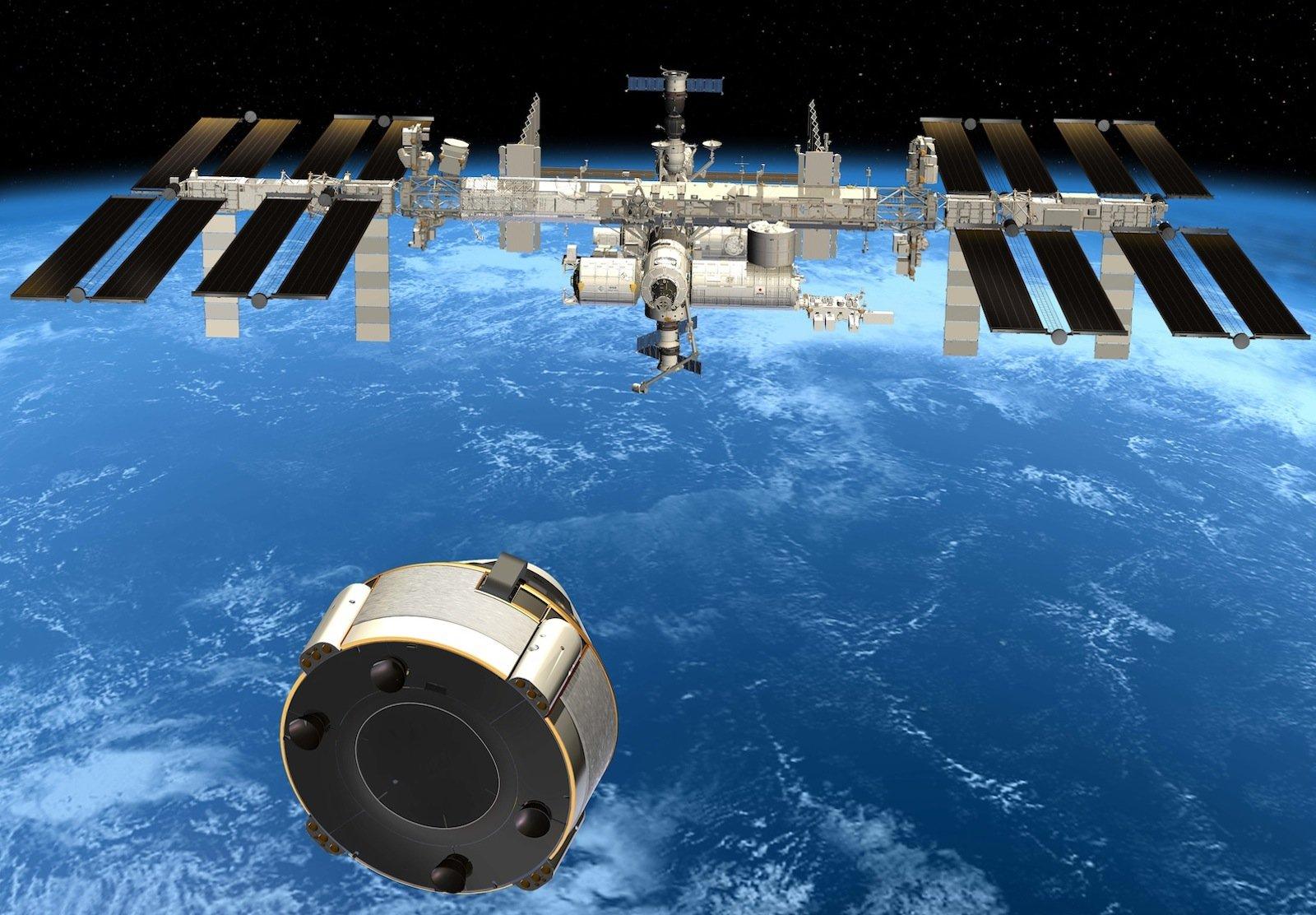 Im Auftrag der NASA soll Boeings Raumkaspel CST-100 zur Internationalen Raumstation ISS fliegen.