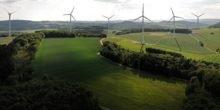 Starker Zuwachs bei Windkraftanlagen an Land