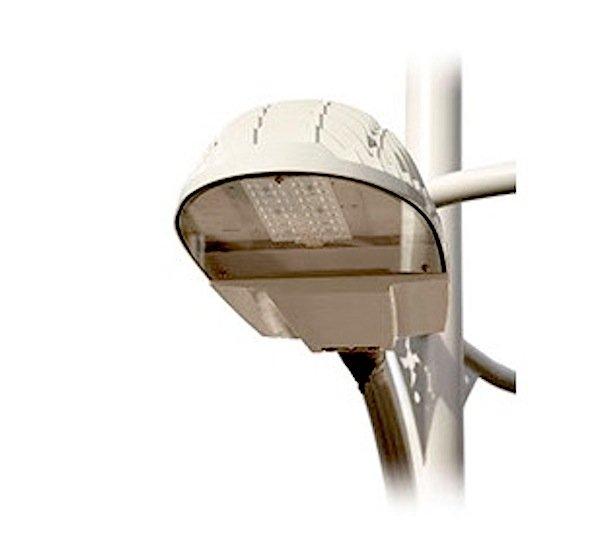 Das spanische Unternehmen Eolgreen setzt Lampenköpfe von Philips ein, die mit Leuchtdioden bestückt sind.