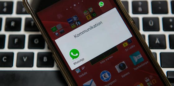 Der Messenger WhatsApp führt offenbar derzeit eine neue Telefonfunktion ein.
