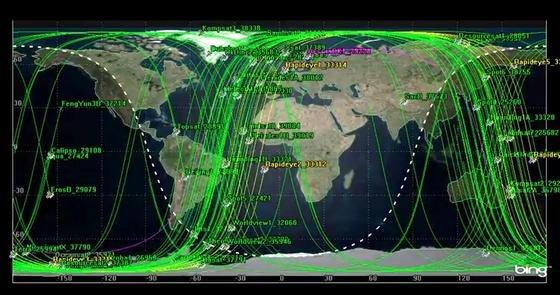 Kommerzielle Satelliten, die die Erde umkreisen, will die UniversitätLeicester nutzen, um leichter vermisste Flugzeuge und Schiffe zu finden und die Suchgebiete einzuschränken.
