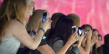 Smartphones und Tablets rauben Jugendlichen den Schlaf