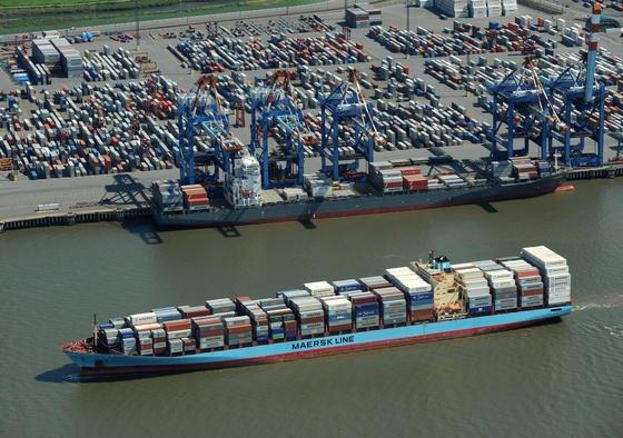 Laut Ifo-Präsident Hans-Werner Sinn müssen sich die deutschen Importeure darauf einstellen, Waren und Rohstoffe zu deutlich teureren Bedingungen einkaufen zu müssen.