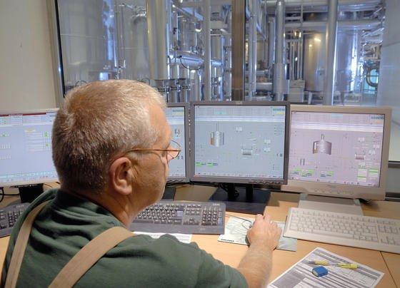 Der Braumat von Siemens im Einsatz bei Österreichs größter Privatbrauerei, der Stieglbrauerei in Salzburg.