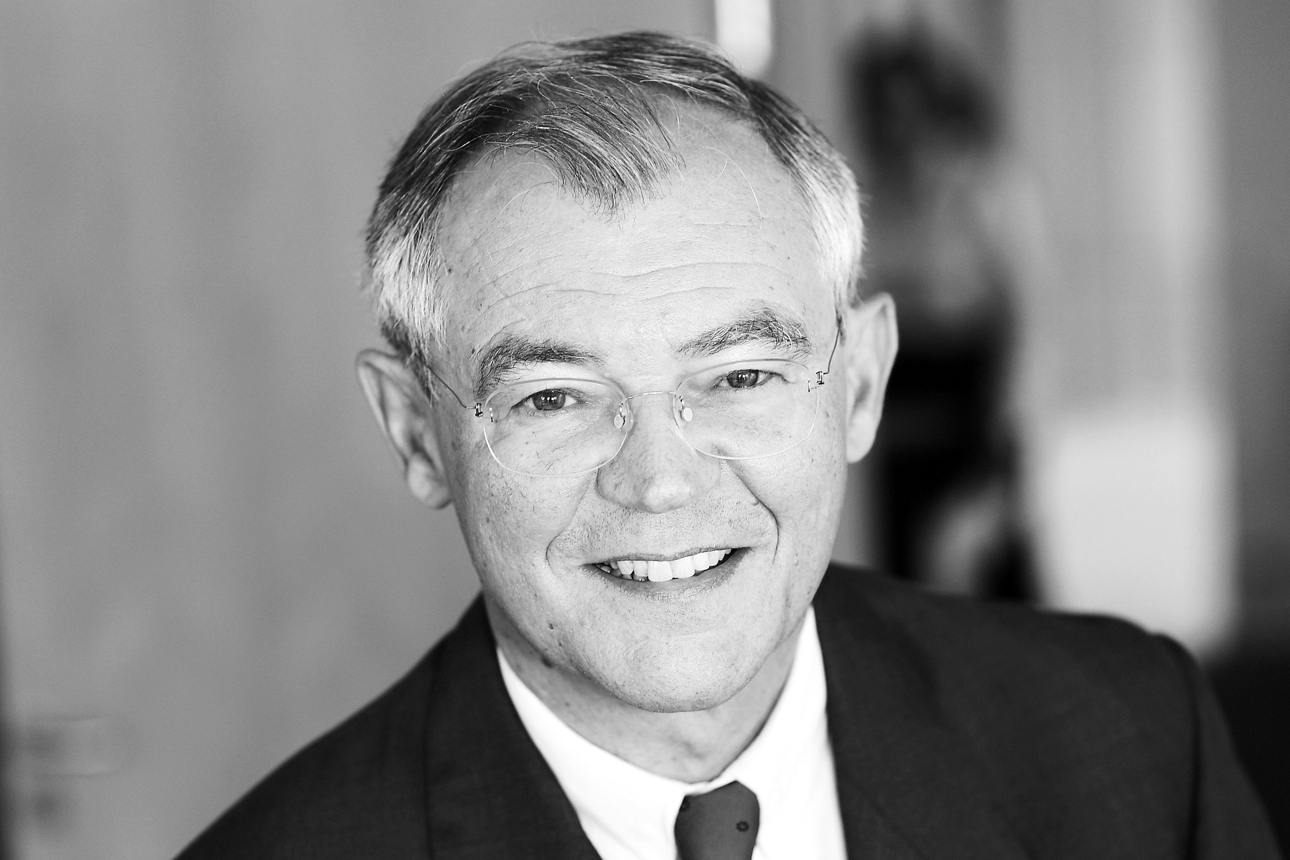"""BGA-Präsident Anton F. Börner:""""Wir sollten alles dafür tun, dass Griechenland im Euro bleibt."""""""