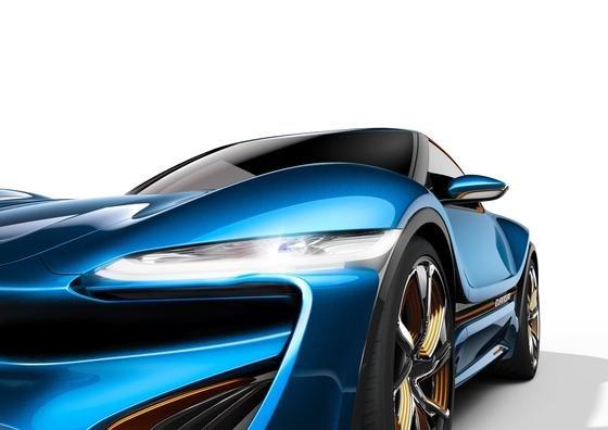 Das ElektroautoQuantino des Liechtensteiner HerstellersNanoflowcell soll angeblich eine Reichweite von mehr als 1000 Kilometern erreichen. Das Auto wird Anfang März auf dem Genfer Autosalon vorgestellt.