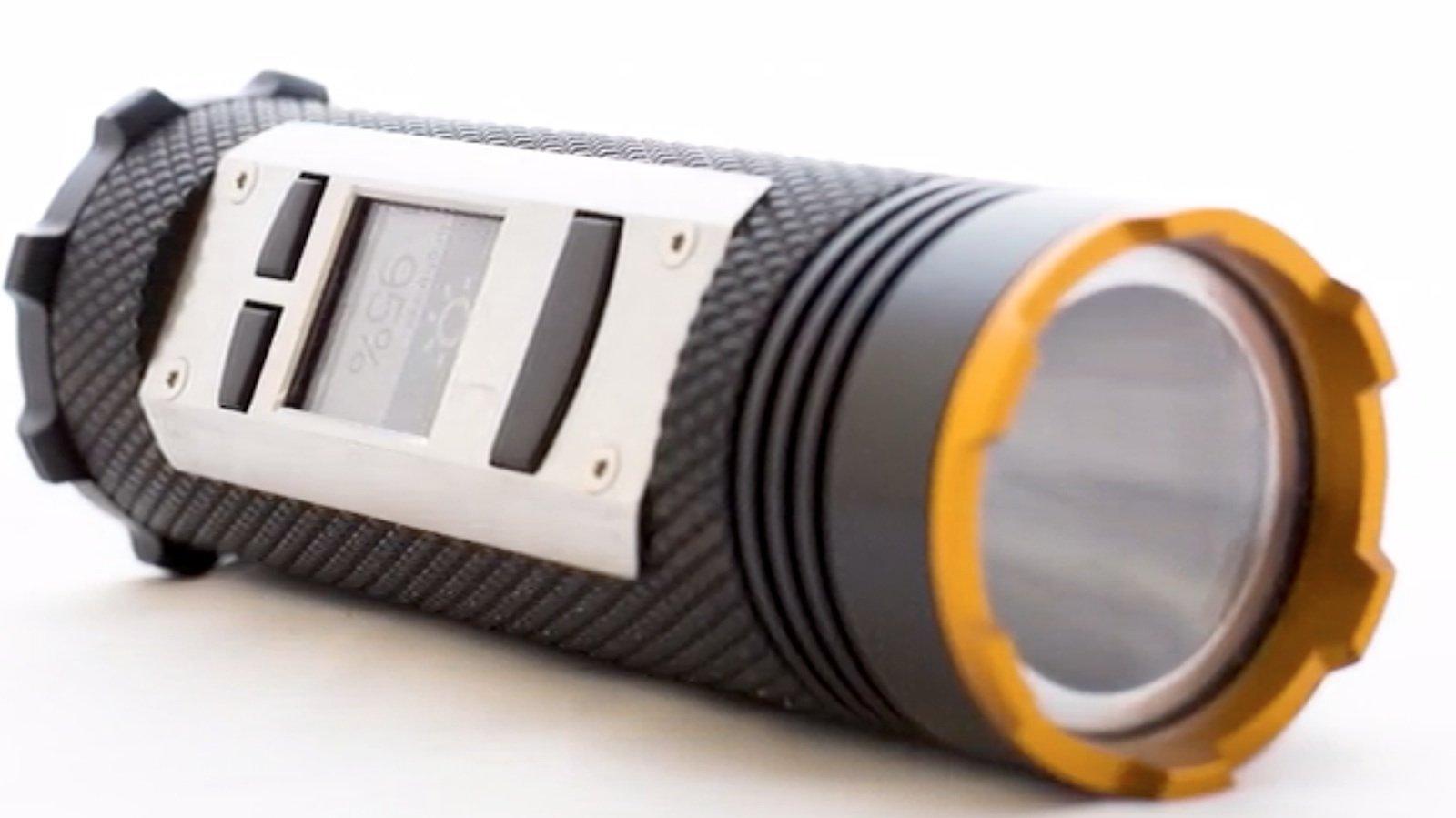 Fogo: Mehr als eine Taschenlampe