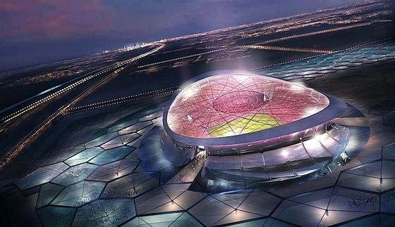 Herzstück der WM 2022 in Katar ist das Lusail Iconic Stadion nördlich der Hauptstadt Doha. Dort finden Eröffnungsfeier, Gruppenspiele und das Finale statt.<strong></strong>