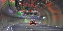 Einfluss von Kunstfasern: Forscher simulieren Tunnelbrand