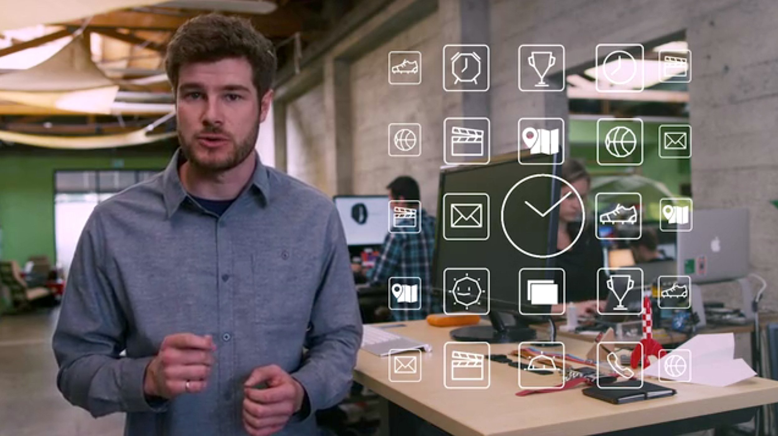 Die Pebble-Smartwatch kann Musik abspielen, Termine planen, Anrufe verwalten und natürlich Nachrichten verschicken.