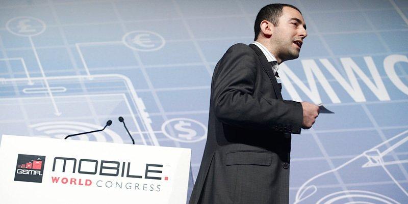 Redezeit: Beim Mobile World Congress stehen Konferenzen auf dem Programm.