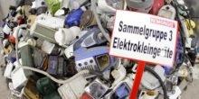 Elektrogeräte werden immer früher gegen neue ersetzt