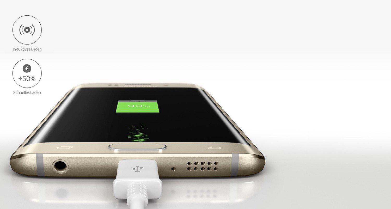 Das Samsung Galaxy S6 verfügt über eine Schnellladefunktion: In nur zehn Minuten soll das Smartphone geladen sein. Der Preis dafür ist gesalzen. Die Gerüchteküche spricht von 749 bis 1049 Euro.