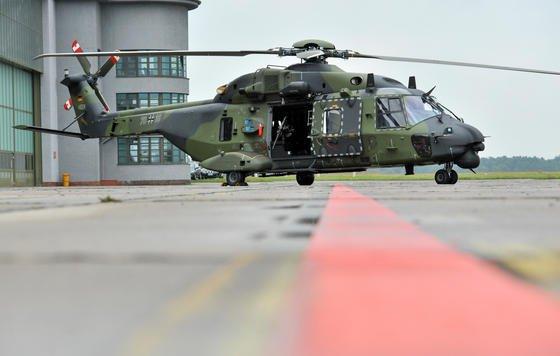 Der NH90 macht der Bundeswehr viel Ärger: Triebwerkschäden und defekte Feuerlöschanlagen machen den Transporthubschrauber zum Sorgenkind.